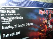 Iron Maiden Berlin Waldbühne am
