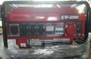 neuer Gasoline Generator KW-8500 3