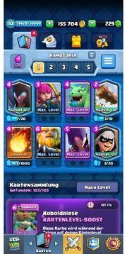 Clash Royal Level 10 11