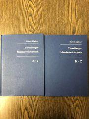 Vorarlberger Mundartwörterbuch Mundart Vorarlberg Hubert