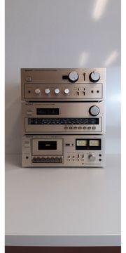 Sammlerstück SONY - Stereoanlage Sony TA-2650 ST-2950F