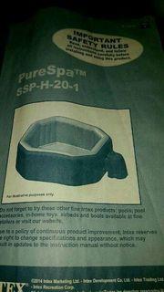 aufblasbaren whirlpool zu verkaufen
