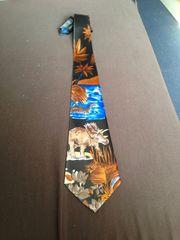 Krawatte Dinosaurier