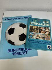 Aral Fussball Album Bundesliga 1966