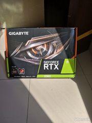 Gigabyte RTX2060 Aorus Grafikkarte