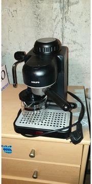 Krups Espresso Maschine Milchschäumer