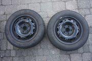 2x Stahlfelge 5J14H2 ET35 VW