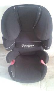 cybex SILVER Kindersitz Solution X-fix