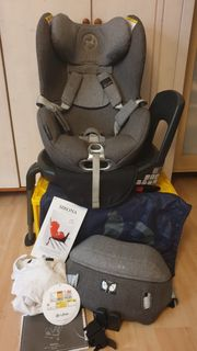 Kindersitz Reboarder Cybex Sirona Platinum