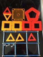 Geomag Magnetspiel wie abgebildet