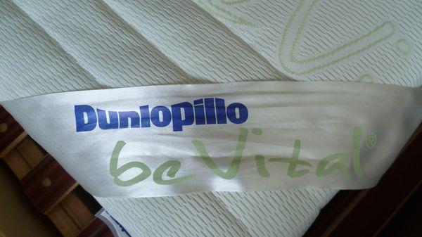 Dunlopillo be Vital Schaumstoffmatratze