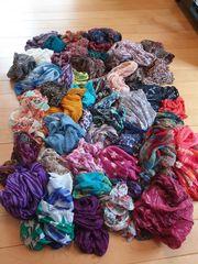 48 Tücher Schals