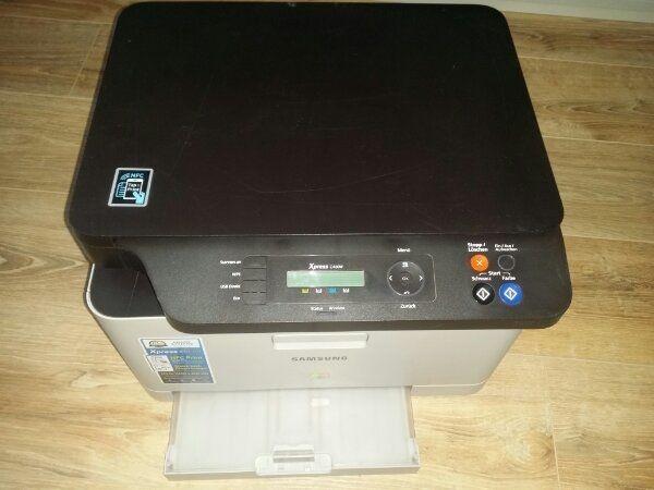 Samsung C460W Wifi NFC Farblaserdrucker