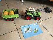 Playmobil Traktor mit Anhänger 5121