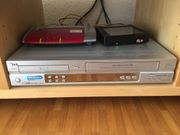 DVD VHS Kombigerät