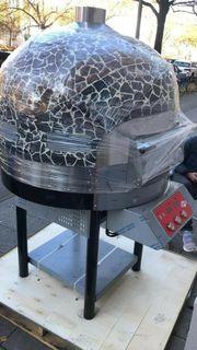 Rotierender Elektro Pizzaofen Gastro neu