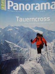 16 DAV Panorama Hefte Magazine