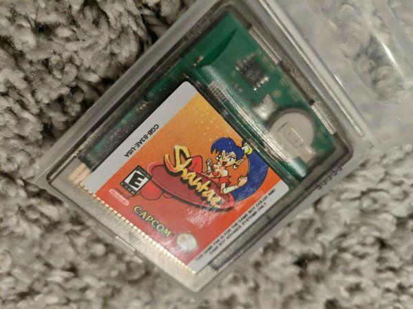 Shantae Gameboy Module Nintendo Game