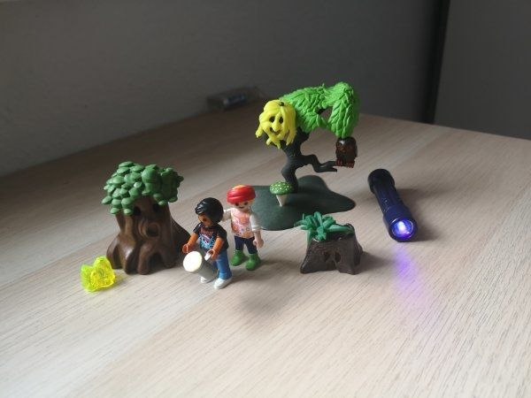Playmobil Nr 6891 Nachtwanderung