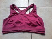 BH - Sport BH - Damen - pink flieder