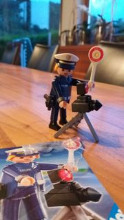 PLAYMOBIL Radarkontrolle
