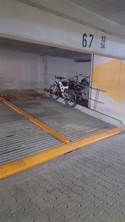 Tiefgaragenplatz Doppelparker