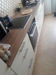 Küchenzeile mit neuen Elektrogeräten Miele