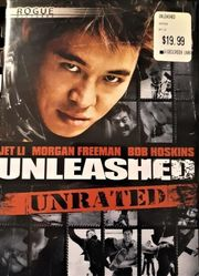 UNLEASHED ACTION UNRATED DVD