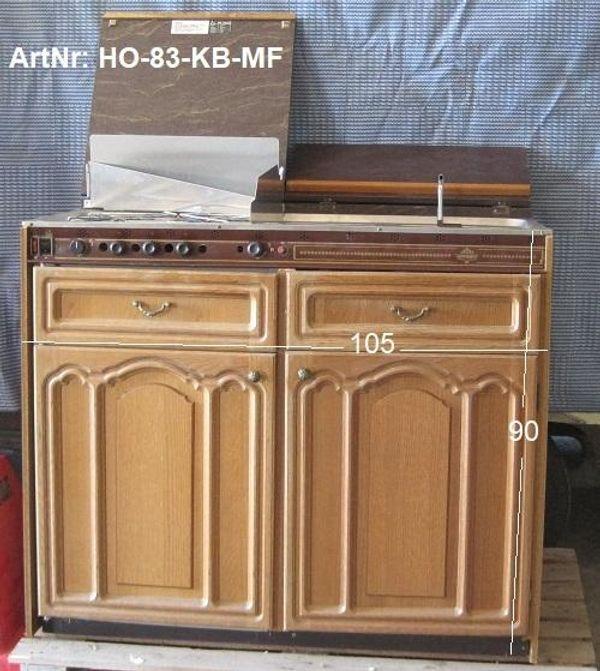 Küchenblock Küchenzeile Wohnmobil komplett 105