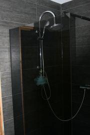 BERNSTEIN Duschabtrennung 8mm Echtglas getönt