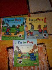 Bücher Pip und Posy von
