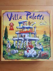 Villa Paletti von Bill Payne