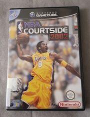 NBA Courtside 2002 Nintendo GameCube