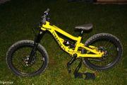 Kinder Bike 20 von Commencal