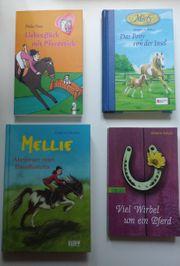 4 Pferdebücher einzeln oder zusammen