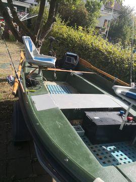 Ferienhäuser, - wohnungen - Angelboot edersee zu vermieten Zander