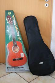 Kindergitarre Konzertgitarre 1 2 Startone