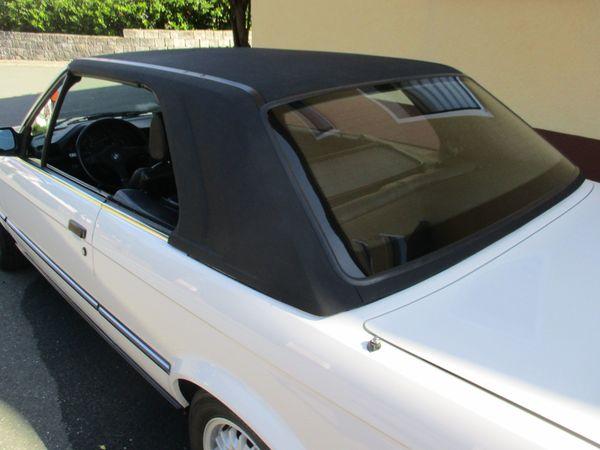 Hardtop für BMW E30 in