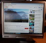 Bildschirm - Monitor Yakumo 17 Zoll