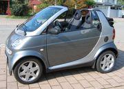 Smart Cabrio CDI Partikelfilter grüne