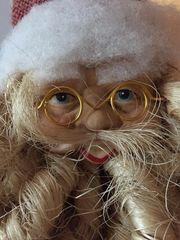 nostalgischer Weihnachtsmann