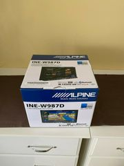 Alpine INE-W987D Navigation Touchscreen