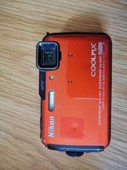 Nikon Coolpix AW110 Wasserdicht mit