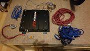 R-Channel Amplifier Renegade Ren550s