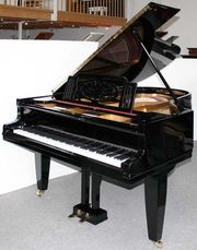 Flügel Klavier Grotrian-Steinweg 200 schwarz