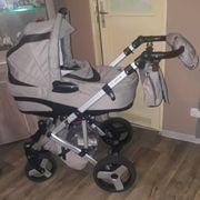 Kinderwagen Knorr- Baby Noxxter grau