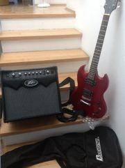 E Gitarren Set