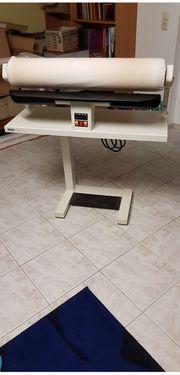 Bügelmaschine Pfaff 853 Electronic