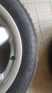 4x 205 55 R16 Top -