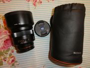 SONY CARL ZEISS SONNAR DT